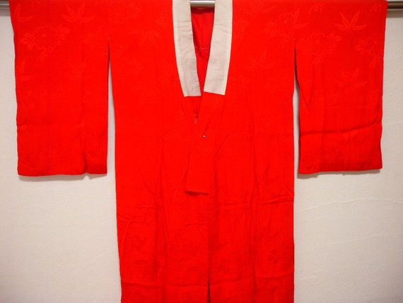 Vintage nagajiban 1574,  red