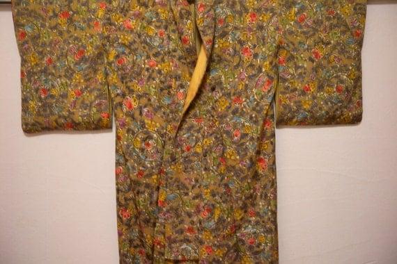Vintage kimono 1718, awase