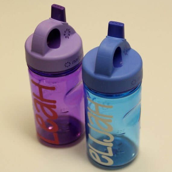 Customized Nalgene Sippy... Add the name of your choice