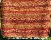 beautiful hand woven rug