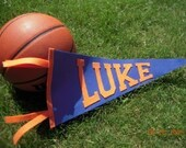 Pick your Name Personalized Pennant