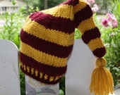 Harry Potter Gryffindor Stocking Cap With Tassel