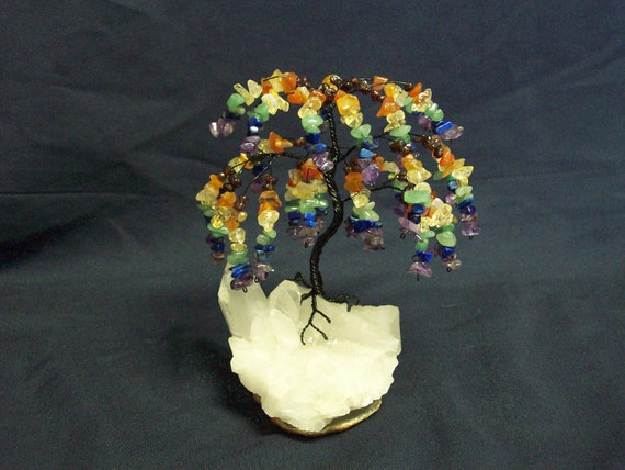 The Chakra Tree