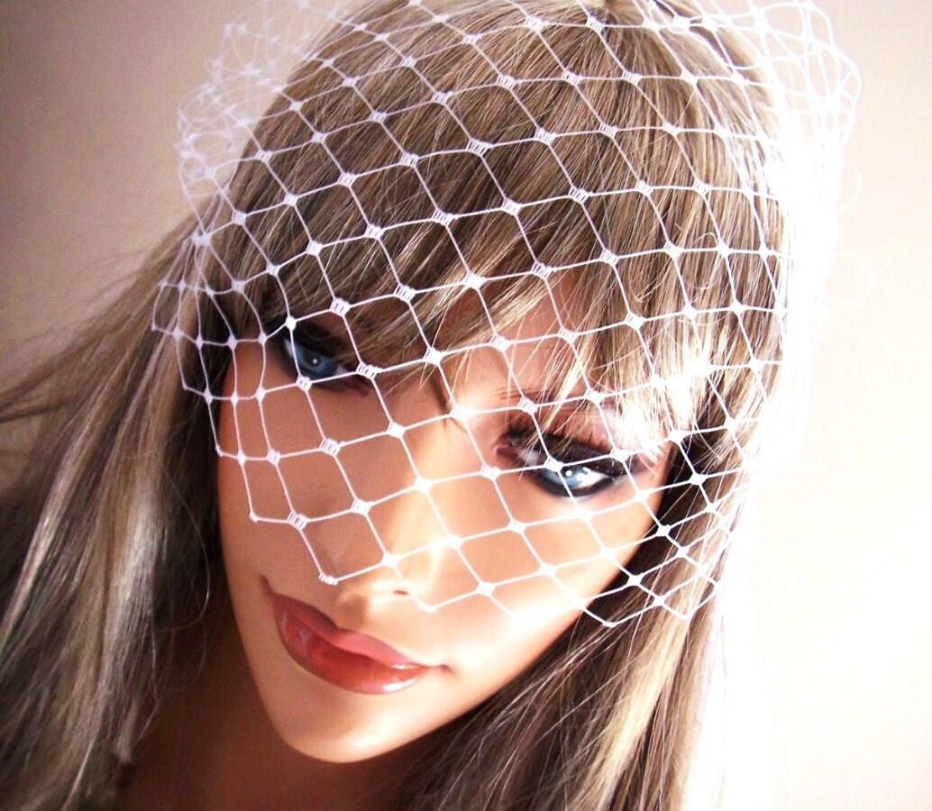 EBook . Make Your Own Birdcage Veil . DIY . PDF Tutorial