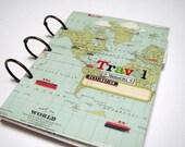 Travel Memories/Mini Album/Journal, Scrapbook