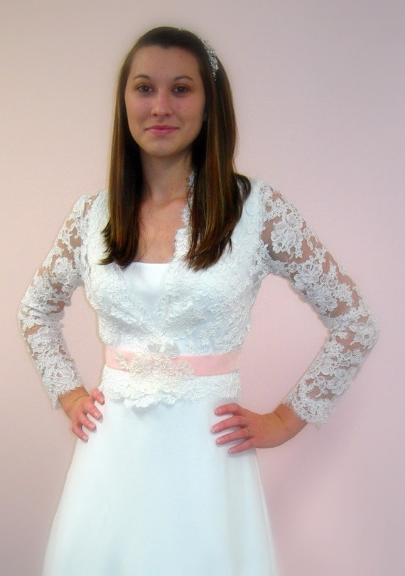 Items similar to custom wedding gown cotton jersey knit for Jersey knit wedding dress