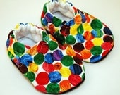 Eric Carle Cloth Baby Shoes