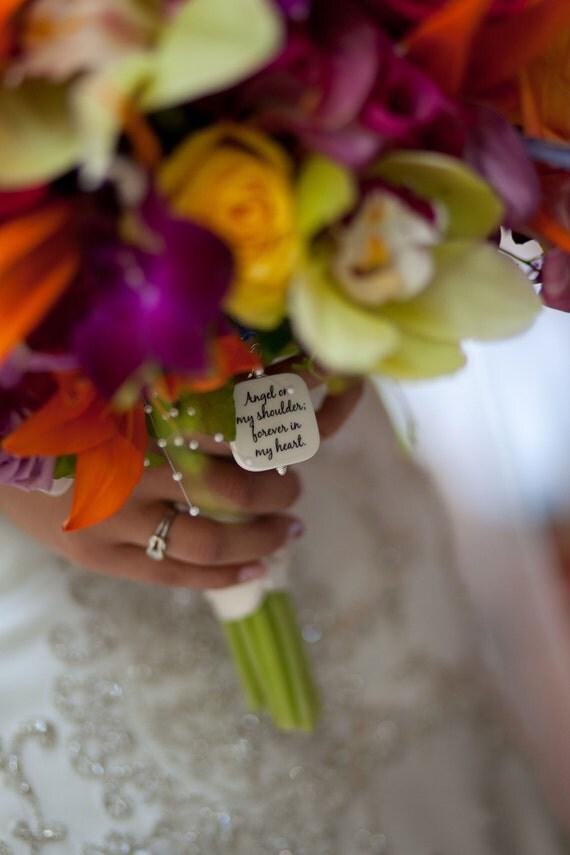 Wedding Bouquet Charm - Large - BCR1