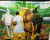 Wizard of Oz cotton handbag (custom build)