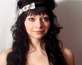 Headband romantic eco friendly vintage lace NEW VICTORIAN