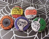 Prize Pack 5 Halloween Buttons