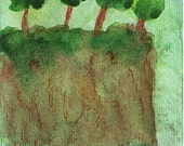 Cliffside ACEO