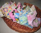 Get 2 Free when you Buy 6 Doll Diapers -Fits Bitty Baby, Baby Alive, Cabbage Patch Dolls and More
