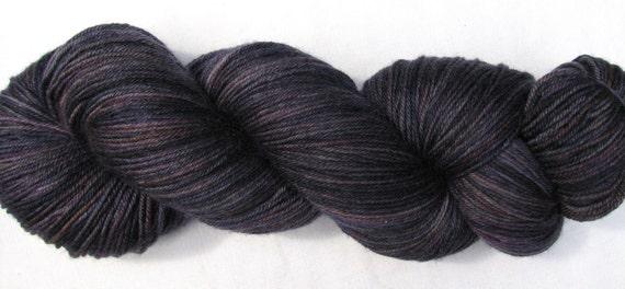 Sock Yarn - Gargoyle - Lilt Sock, OOAK