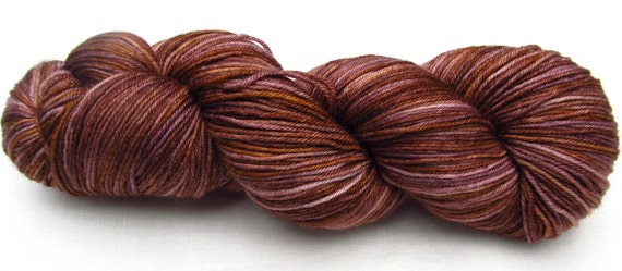 Sock Yarn - Fig - Lilt Sock