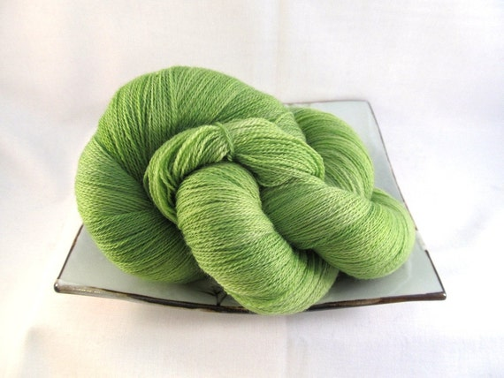 Lace Yarn - Shoots & Vines - Merino Laceweight