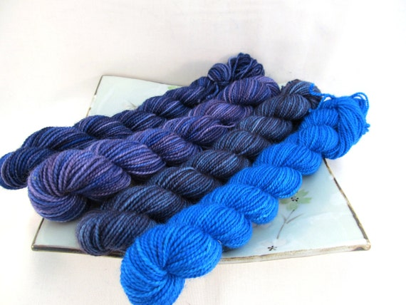 Fat Quarters - Sock Yarn - Kit N - Pebble Sock