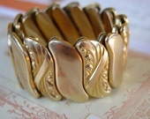Victorian Revival Sweetheart Expansion Bracelet.