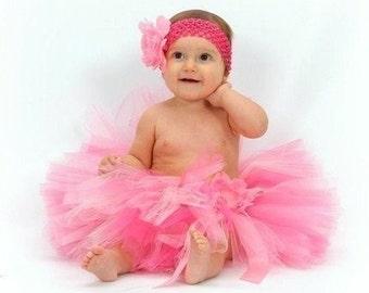 Valentine Tutu Pink Tutu Baby Tutu Skirt