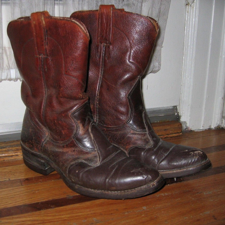 Cowboy Golf Boots
