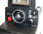 Vintage POLAROID Pronto Land Camera with Removable Flash Bar