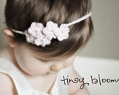Spring Blooms Crochet Flower 4 Headband PATTERNS Baby to Adult - Buy 3 Get 1 FREE SALE!
