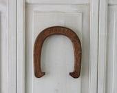 Vintage Iron Horseshoe