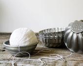 Vintage Tin Molds - A Baker's Dozen