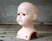 Vintage Doll Head - 1987