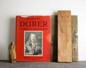 Vintage Book - The Complete Woodcuts of Albrecht Durer - 1946