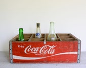 Vintage Coca-Cola Crate