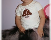 Happy 1st Birthday Tshirt-Personalized Cupcake-Great First Party Shirt