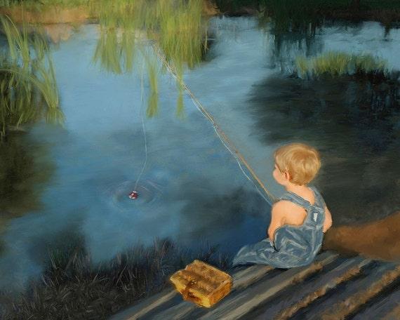Kids Painted Fish Items similar t...