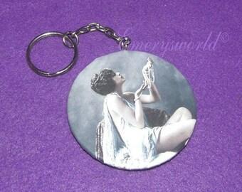 Ziegfeld Girl Billie Dove Key Chain