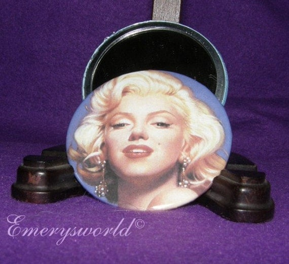Marilyn Monroe 2.25 inch Purse Mirror image no. 8