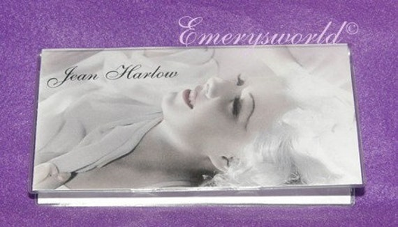 Jean Harlow CheckBook Cover no.4