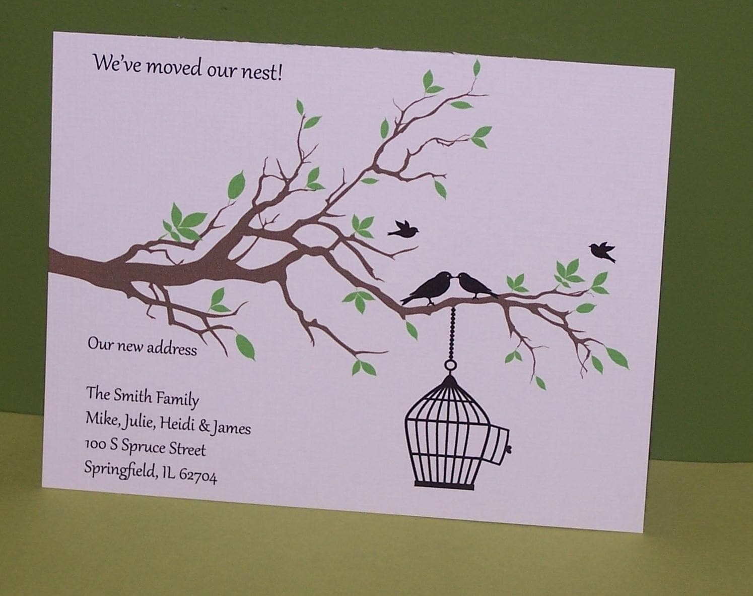 we have moved cards templates - we 39 ve moved our nest cards set of 10