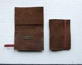 Antler St Wallet in Cocoa
