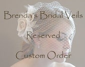 Requested Custom Order Reserved for Denise