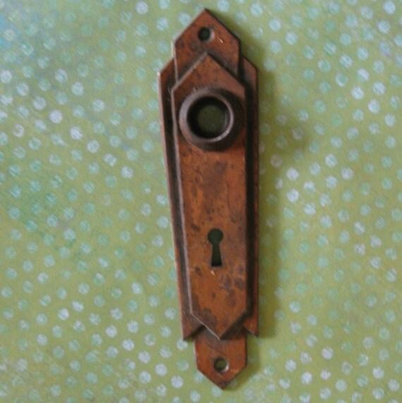 Door Lock Plate Eustachian