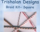 Trishalan Designs Kumihimo Kit - Square