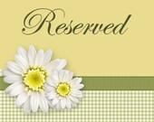 Reserved for Vizio