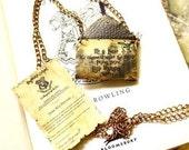 Customisable Hogwarts letter - Harry Potter