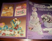 Special Occasion Plastic Canvas Patterns Celebration American School of Needlework 3029 S29 Plastic Canvas Pattern Leaflet
