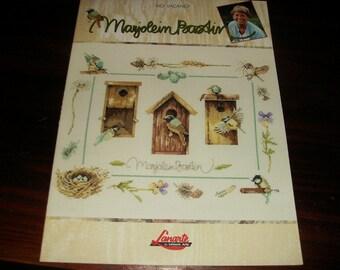 Marjolein Bastin Counted Cross Stitch Pattern No Vacancy Leisure Arts 3168 Counted Cross Stitch Leaflet