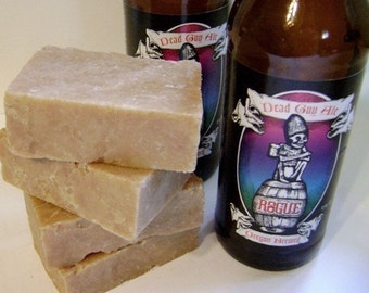 Beer Soap with Roque Dead Guy Ale - Bay Rum Scent
