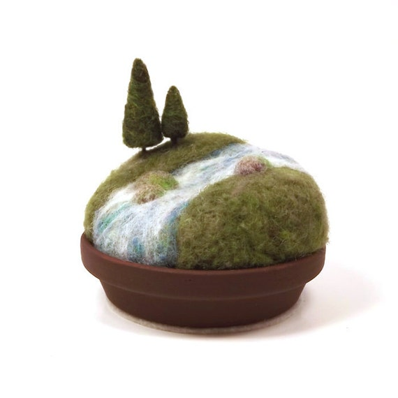 https://www.etsy.com/uk/listing/100548821/felted-miniature-pines-on-the-river