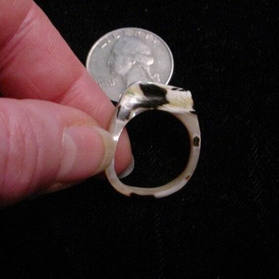Vintage Seashell Ring