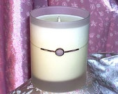 Soy Candle JASMINE Beaded Soy Candle