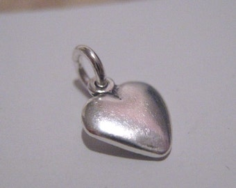 Add On   small heart charm